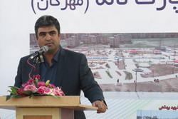 ۷۳۲ میلیون تومان برای ساخت مصلی محمدیه هزینه شده است