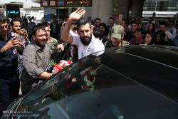 İran Erkek Milli Volaybol Takımı ülkeye geri döndü