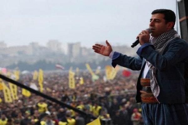 HDP, Demirtaş'ın seçim mitingi konuşmasını yayınladı