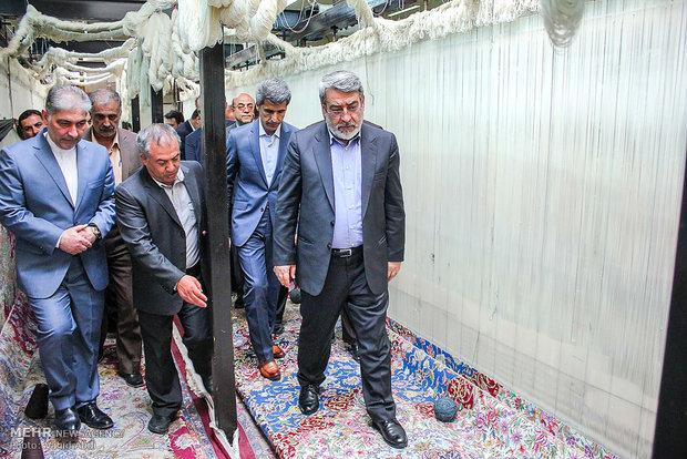 سفر وزیر کشور به تبریز