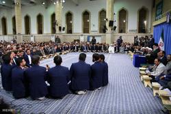 محفل انس با قرآن کریم با حضور رهبر انقلاب