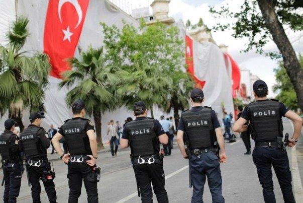انفجار پلیس ترکیه