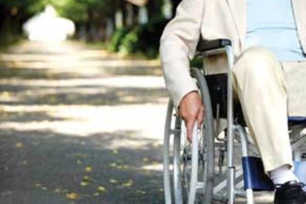 Iranian device helps with rehabilitation of disabled people