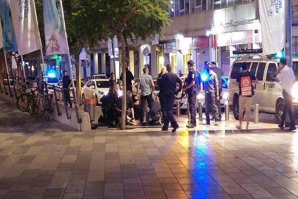 تیراندازی در یک مجتمع در تل آویو