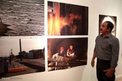 Photo exhibition of child labour