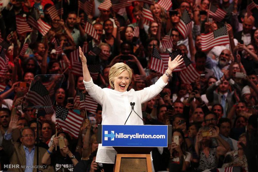 اولین زن کاندیدای ریاست جمهوری آمریکا