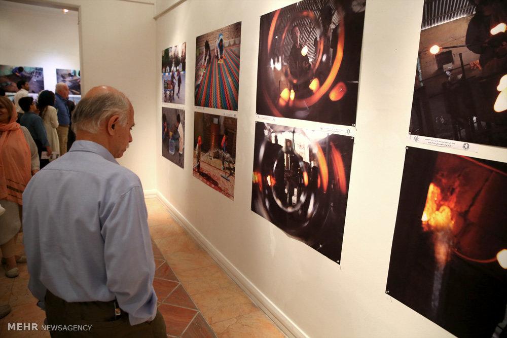 نمایشگاه عکس کودکان کار