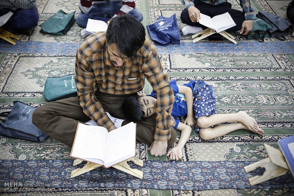 محفل انس با قرآن در همدان
