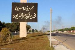 قوات الحكومة اليبية تسيطر على ميناء سرت وتخوض حرب شوارع