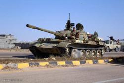 قوات حكومة الوفاق الليبية تدخل مدينة سرت معقل داعش