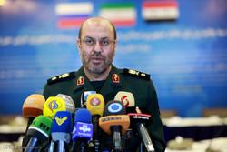 نشست سه جانبه وزرای دفاع ایران، روسیه و سوریه