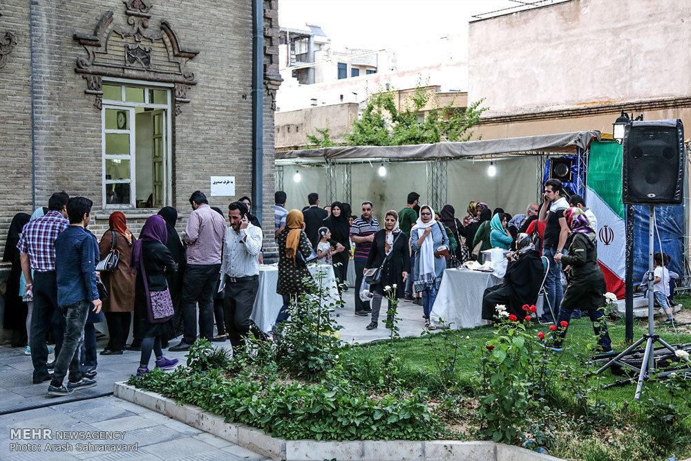 اولین جشنواره خیریه افطار در اراک