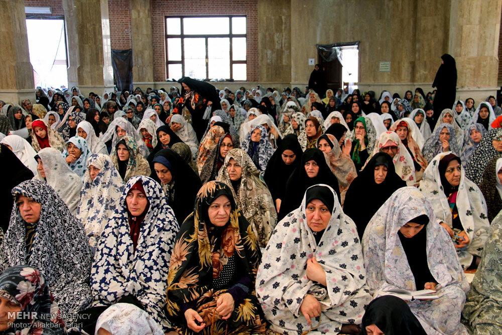 اقامه اولین نمازجمعه ماه رمضان در گرگان