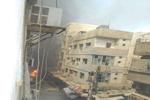 وقوع انفجار تروریستی در شهر دمشق
