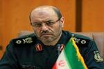 ایران کے وزیر دفاع روس پہنچ گئے