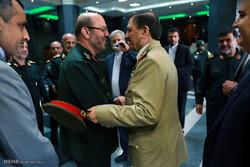 İran ve Suriye savunma bakanlarının görüşmesi