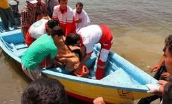 غرقشدن یک جوان در آبهای شهرستان دشتستان