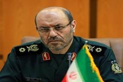 سردار حسین دهقان، وزیر دفاع