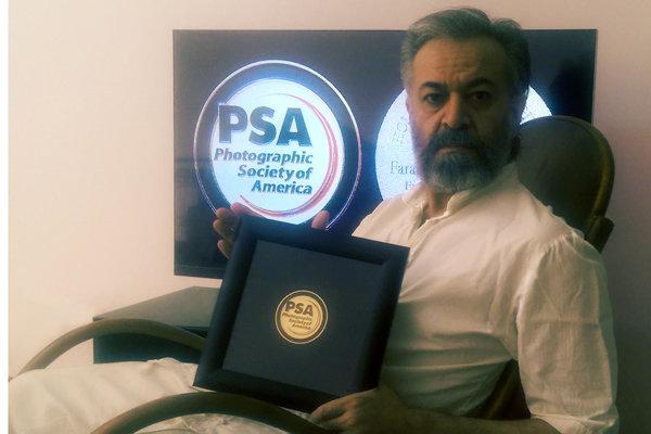 Photographer awarded PSA 3D Photography Prize