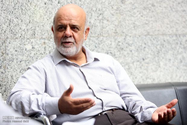 روابط ایران با عراق باید گسترش یابد