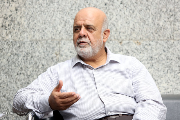 گفتگو با سردار ایرج مسجدی مشاور عالی فرمانده نیروی قدس سپاه