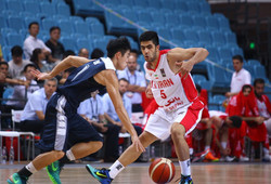 Basketball team trounces Macedonia in Atlas Challenge