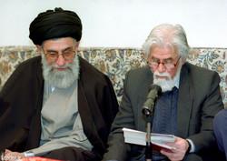 Leader condoles death of poet Hamid Sabzevari