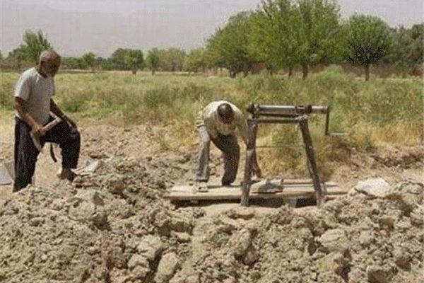 چاه های غیر مجاز در کوتاه ترین زمان باید پلمب شوند
