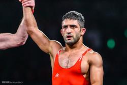 Iran reaches finals defeating American rivals