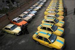 شناسایی ۱۴۰۰ تاکسی فرسوده در شهر همدان
