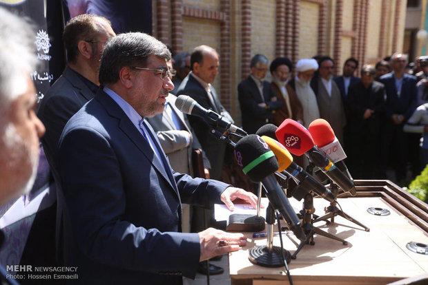 کاچی سبزواری Mehr News Agency - Hamid Sebzivari'nin Cenaze Töreni