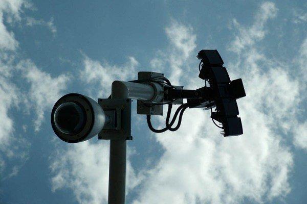 دوربینهای کنترل ترافیک در بندرعباس فعال نیستند