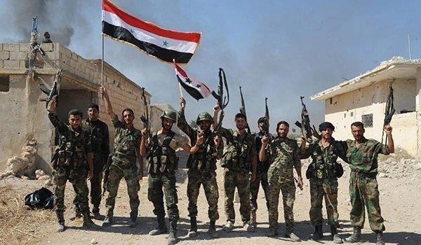 Syrian army kills number of al-Nusra terrorists in Quneitra
