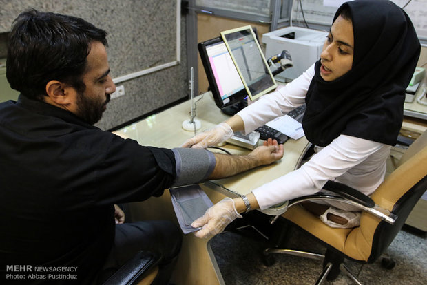 اهدای یک هزار و ۳۵۵ واحد خون در اصفهان طی شب های قدر