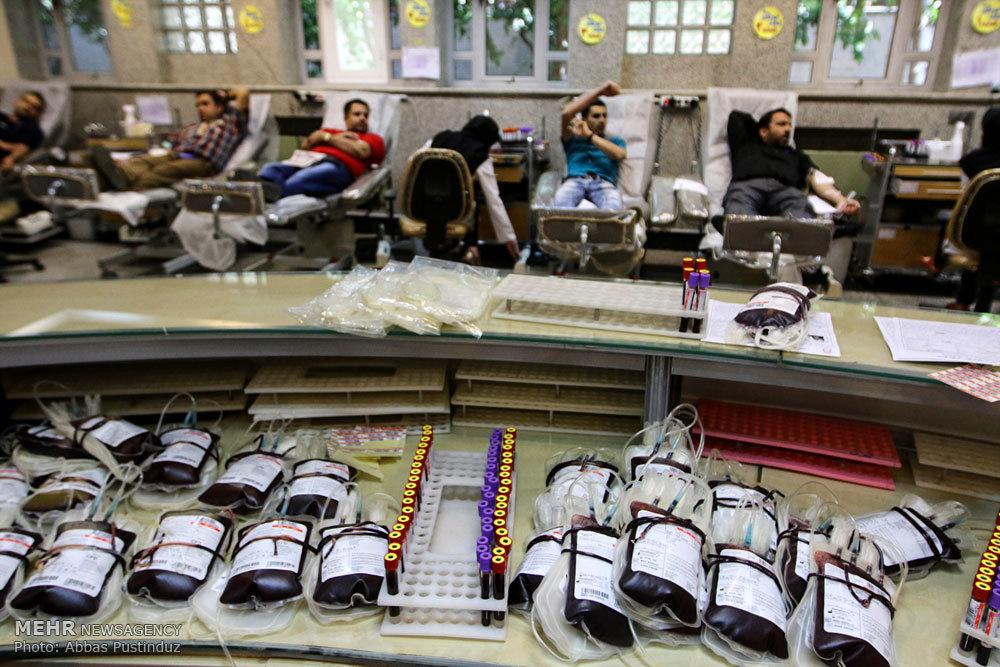 روز جهانی اهدای خون