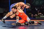 Rahimi, Hadi among world's top-notch freestylers