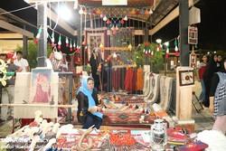 تجلیل از صنعتگر خوزستانی در بیست و ششمین نمایشگاه ملی صنایع دستی