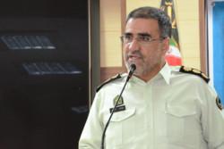 کراپشده - سرهنگ علی اکبر جاویدان فرمانده انتظامی استان گلستان