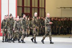 ورود نیروهای آلمانی به سوریه