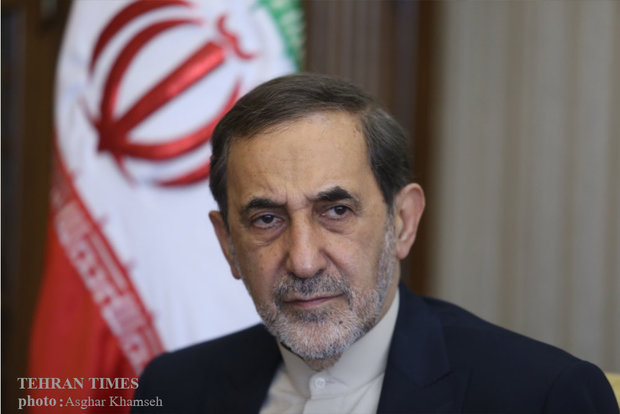 Tehran Times interview with Velayati