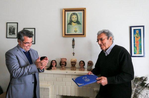 نشان تانیک، هنرمند مجسمهساز درگذشت
