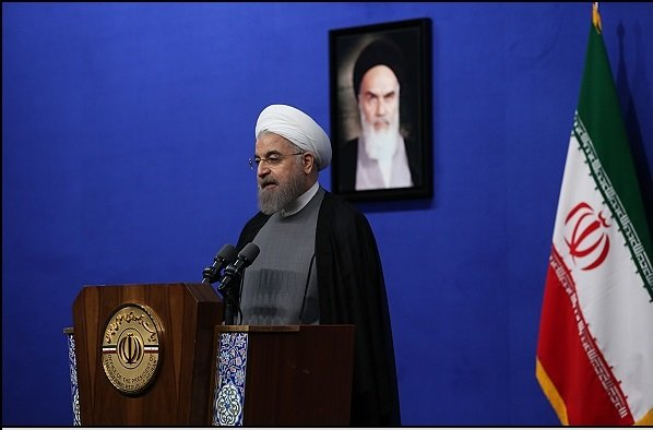 Rouhani denounces snubbing Iranian artists' intl. success