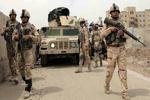 تسلط نیروهای عراقی بر ۶ چاه نفت در شهر «موصل»
