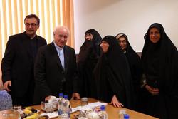 Vincenzo Paglia, Iranian clergywoman meet in Qom
