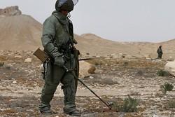 الدفاع الروسية تعلن عن إتمام عملية إزالة الألغام في دير الزور السورية