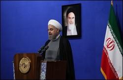 روحاني : تحقيق الازدهار الاقتصادي هو الهدف الرئيس للاتفاق النووي