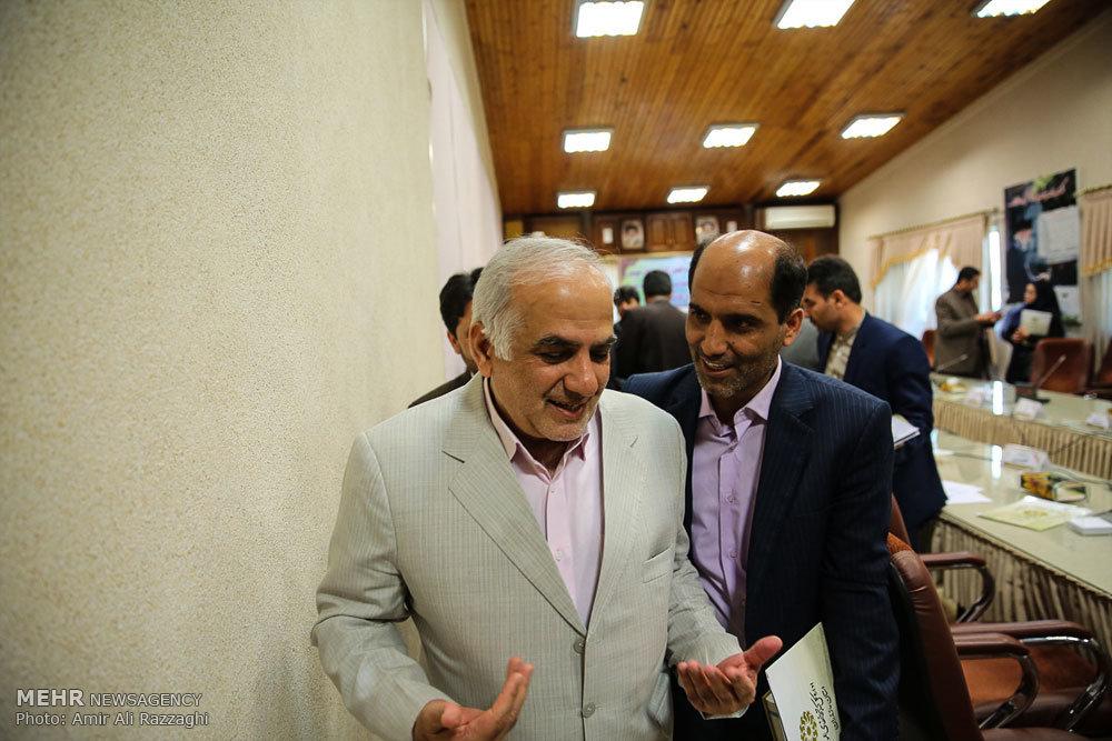 جلسه انجمن کتابخانههای عمومی استان مازندران