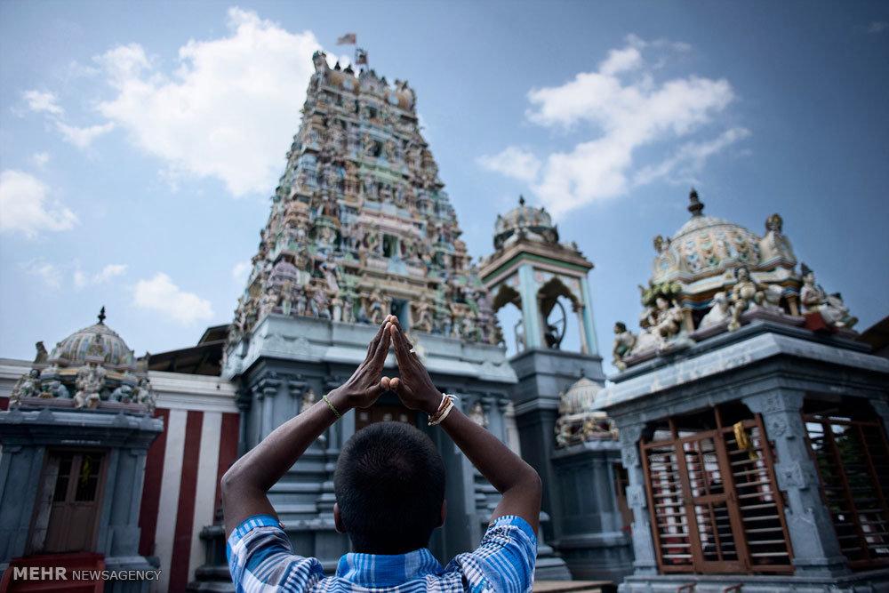 زخم های جنگ داخلی سریلانکا