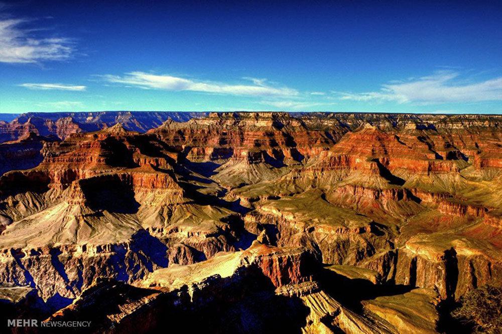 زیباترین پارک های ملی دنیا