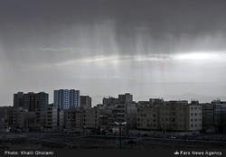 امروز باد و باران در سیستان و بلوچستان/فردا تگرگ در شمال غرب کشور